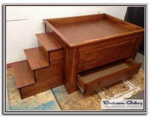 elevated dog bed with stairs bedroom galerry With elevated dog bed with stairs