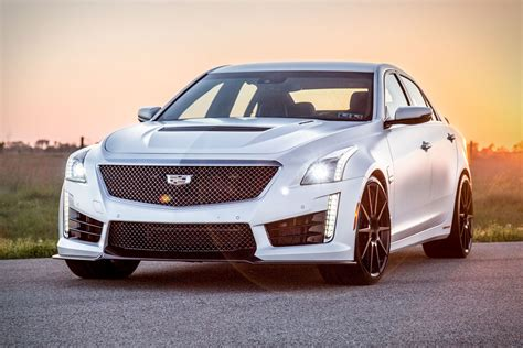 Cts V by Hennessey Hpe1000 Cadillac Cts V Sedan Uncrate
