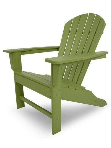 polywood south adirondack chair vibrant colors at