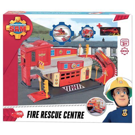 Centre De Secours Sam Le Pompier  La Grande Récré Vente