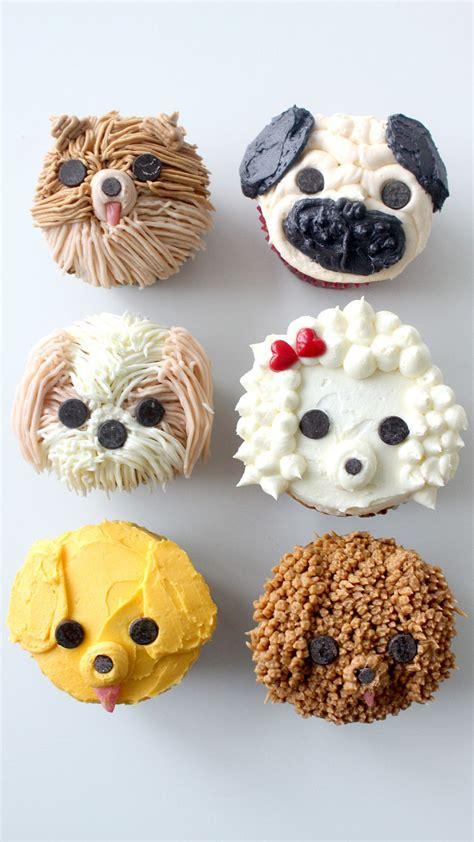 dog cupcakes recipe real dog buttercream recipe