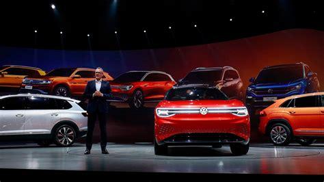 shanghai motor show preview  car magazine