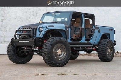 bandit jeep for sale 2016 jeep wrangler bandit custom lifted wheels tires