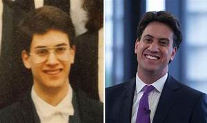 Photograph of young Ed Miliband from his Oxford University ...