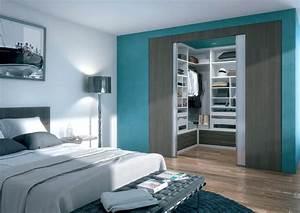 Porte Dressing Sur Mesure : dressing sans porte sur mesure unik meubles c lio porte ~ Premium-room.com Idées de Décoration