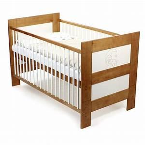Kinderbett Weiß Holz : umbaubare babybetten so einfach ein familienbett gestalten ~ Whattoseeinmadrid.com Haus und Dekorationen