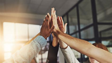 How My Company's First High Five Changed Our Culture ...