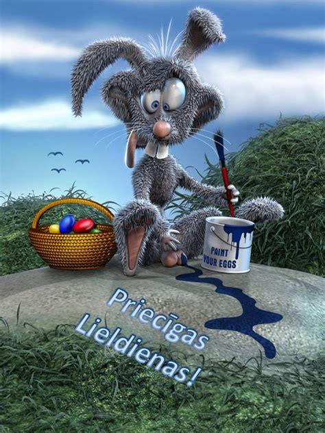 Stikla studija: Priecīgas Lieldienas!