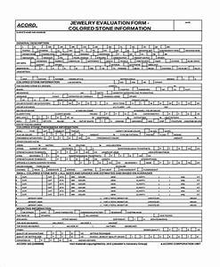 7 jewelry appraisal form samples free sample example With jewelry appraisal form template