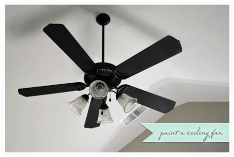 painting ceiling fan blades spray painting a ceiling fan winda 7 furniture