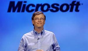Microsoft founder Bill Gates: Apple's an amazing company