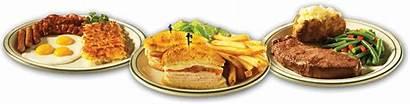 Dinner Transparent Breakfast Lunch Plate Norms Restaurants