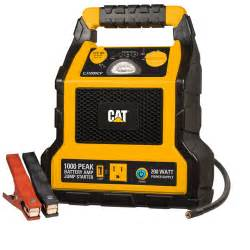 cat battery charger cat cj1000cp 1000 peak jump starter power station