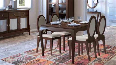 mesas de comedor coloniales mesa de comedor colonial muebles la alcoba
