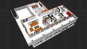 Sketchup presentation du logiciel et de ses avantages for Logiciel plan maison 3d 13 sketchup presentation du logiciel et de ses avantages