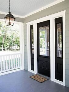 27 Best Front Door Paint Color Ideas - Home Stories A to Z