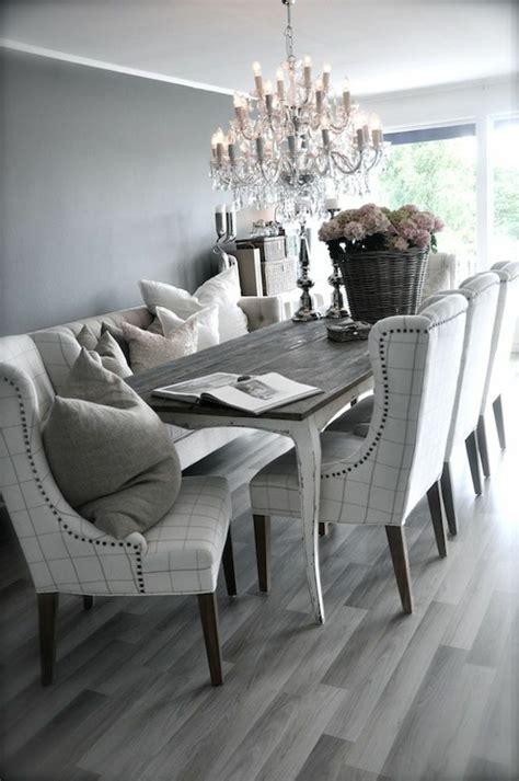 fauteuil de bureau gris les chaises de salle à manger 60 idées archzine fr