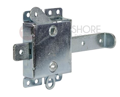 door lock mechanism universal garage door locking side latch mechanism for 2