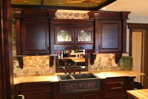 wood kitchen ideas stunning wood kitchen design ideas with brown