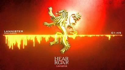 Lannister Targaryen Thrones Wallpapers Theme Season Composition