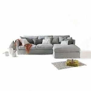 Canapé Moelleux Et Profond : canap d 39 angle convertible meubles et atmosph re ~ Teatrodelosmanantiales.com Idées de Décoration