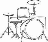 Drum Coloring Drums Pages Musical Drawing Instrument Instruments Colouring Printable Awesome Getdrawings Swing Getcolorings Sketch Mandolins Inst Again Bar Looking sketch template