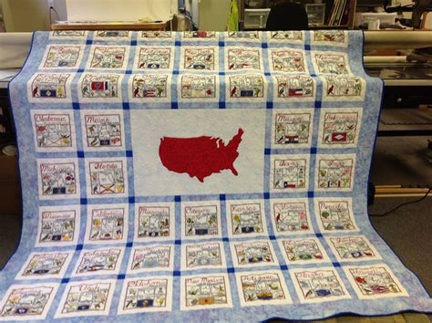 cross stitch quilt blocks counted cross stitch memory quilt jean mcdaniel