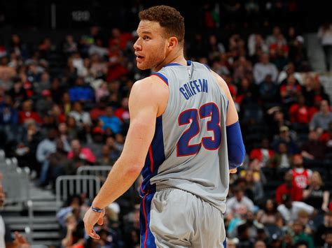 Lawsuit Reveals Tense Relationship Blake Griffin And The