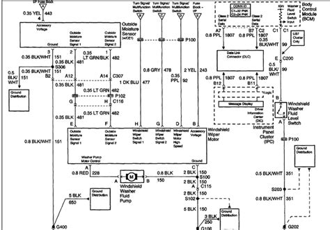 2001 Buick Park Avenue Wiring Diagram by Wiring Harness For 1997 Buick Century Wiring Data