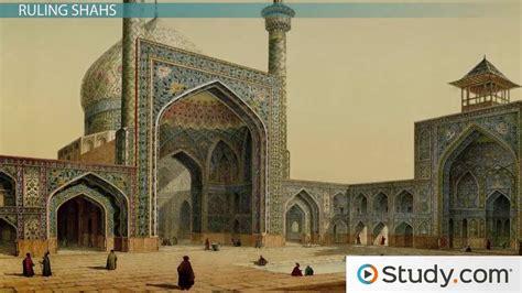 safavid empire creation rulers characteristics