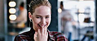 Jennifer Giggling Lawrence Giggle Reaction Gifs Romance