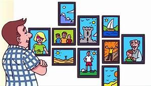 Bilder Richtig Aufhängen Anordnung : petersburger h ngung ~ Frokenaadalensverden.com Haus und Dekorationen