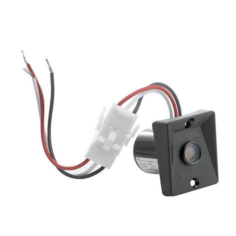 shop lighting post light sensor at lowes