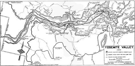 yosemite valley map png 2197 215 1090 yosemite maps