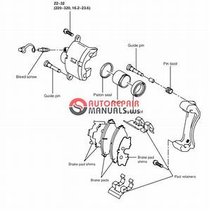 Free Download  Hyundai Coupe Workshop Manual  Brake