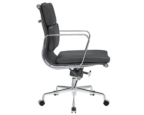 Eames Soft Pad Management Chair Used by Eames Soft Pad Management Chair Eames Office Chair