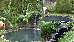 Home Decor: DIY project how to build a wonderful pond