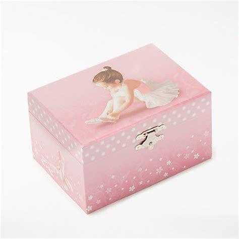 buy john lewis ballerina musical jewellery box small