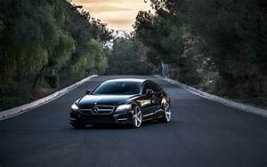 Mercedes-Benz Black 1 Widescreen Car Wallpaper ...