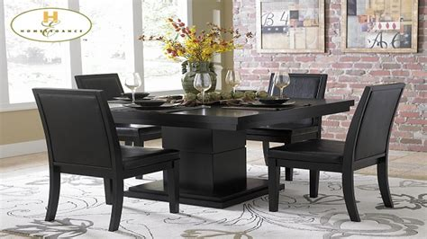 dining room table sets black kitchen dining sets black dining table setsdining