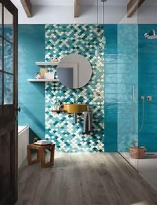 Finition Carrelage Mural Salle De Bain : carrelage de salle de bains nos mod les pr f r s a4 ~ Dailycaller-alerts.com Idées de Décoration