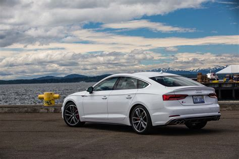 audi a5 sportback kofferraum 2018 audi a5 and s5 sportback drive review automobile magazine