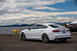2018 Audi A5 and S5 Sportback First Drive Review ...