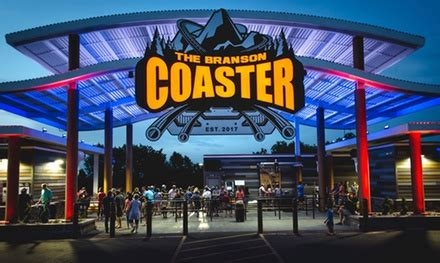 branson coaster   branson mo groupon