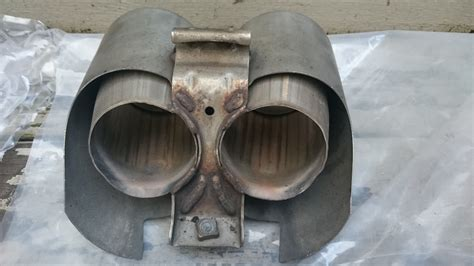 stock exhaust system  porsche boxster  fits