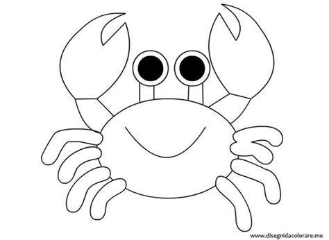 crab template crab coloring page coloring book coloring crabs and coloring pages