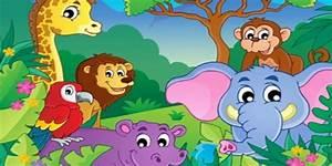 Spiele Kindergeburtstag 4 Jahre : super kindergeburtstag dschungel party ideen ~ Whattoseeinmadrid.com Haus und Dekorationen