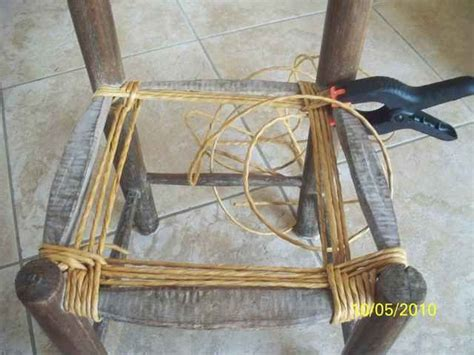 comment rempailler une chaise rempaillages atelier d 39 isa