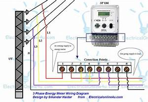 Photovoltaic Meter Wiring Diagram
