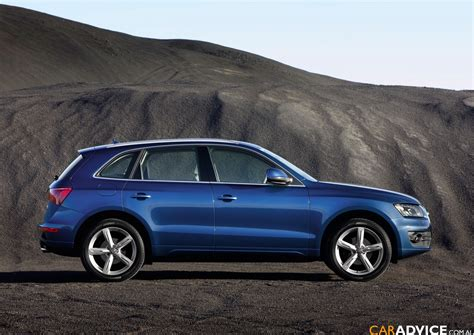 Audi Suv Q5 by 2009 Audi Q5 Sports Suv Launched Photos 1 Of 12